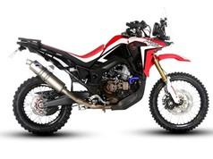 Chi tiết môtô Honda Africa Twin Rally giá 522 triệu