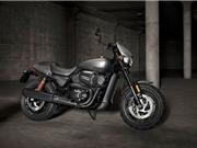 Chi tiết môtô Harley-Davidson Street Rod 750 giá 198 triệu