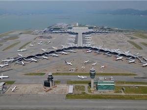 10 sân bay nhộn nhịp nhất thế giới