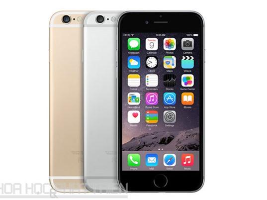 Apple công bố giá bán iPhone 6 phiên bản 32 GB ở Việt Nam