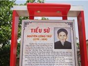 """Nguyễn Công Trứ và những giai thoại ngông """"thấu trời xanh"""""""