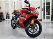 """""""Soi"""" môtô 2 kỳ Aprilia RS125 hàng hiếm tại Sài Gòn"""