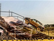 Clip: Lái xe Toyota Fortuner vượt hàng loạt thử thách trong chớp mắt