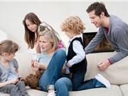 Việc sinh con giúp cha mẹ tăng 2 năm tuổi thọ