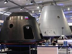 Nga tuyển phi hành gia để bay lên Mặt trăng