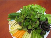 5 loại rau thơm có tác dụng chữa bệnh