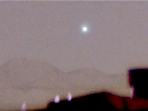 Binh đoàn UFO xanh tím do thám nước Mỹ?