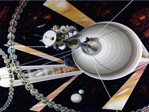 Mô hình khu định cư trên quỹ đạo trong tương lai