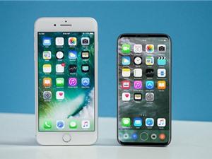 Ảnh dựng iPhone 8 so dáng với iPhone 7 Plus