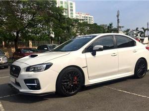 Cận cảnh Subaru WRX STI giá 1,45 tỷ tại Sài Gòn