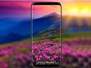 Rò rỉ hình ảnh Samsung Galaxy S8 màu đen bóng