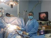 Lần đầu tiên ở Việt Nam thực hiện kỹ thuật mổ vá tim khi tim đang còn đập