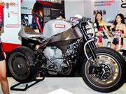Cận cảnh môtô Motul Onirika giá 796 triệu tại Việt Nam