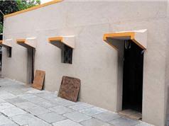 """""""Khám phá"""" ngôi làng nơi người dân tắm không có thói quen đóng cửa ở Ấn Độ"""