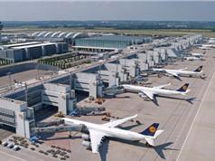 """""""Điểm danh"""" 10 sân bay bận rộn nhất châu Âu"""