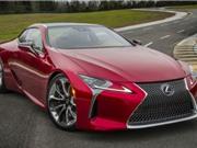 Lexus LC - thế lực mới xe thể thao hạng sang