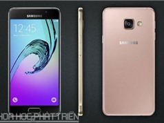 Samsung Galaxy A3 2016 giảm giá hấp dẫn