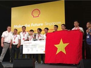 Cuộc thi xe tiết kiệm nhiên liệu châu Á 2017: Trường ĐH Lạc Hồng 3 lần liên tiếp vô địch