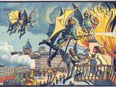 100 năm trước, con người dự đoán về tương lai thế nào?