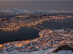 """""""Ghé thăm"""" Tromso - mảnh đất được ví là """"Paris của phương Bắc"""""""