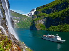Chiêm ngưỡng bức tranh sơn thủy hữu tình của vịnh đẹp nhất Na Uy
