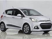 Hyundai khai tử dòng xe i10