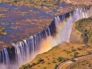10 quốc gia du lịch lý tưởng nhất châu Phi