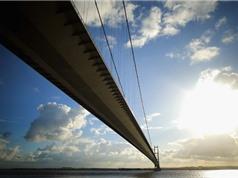 Xây dựng cầu treo có nhịp dài nhất thế giới nối liền lục địa Á-Âu