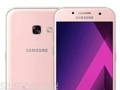 Samsung Galaxy A3 2017 chính thức lên kệ tại Việt Nam