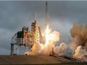 Tàu chở hàng không người lái Dragon trở về Trái Đất an toàn
