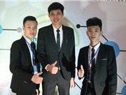 Thắng giải khởi nghiệp, 3 nam sinh Thái Nguyên giành suất đi Silicon Valley