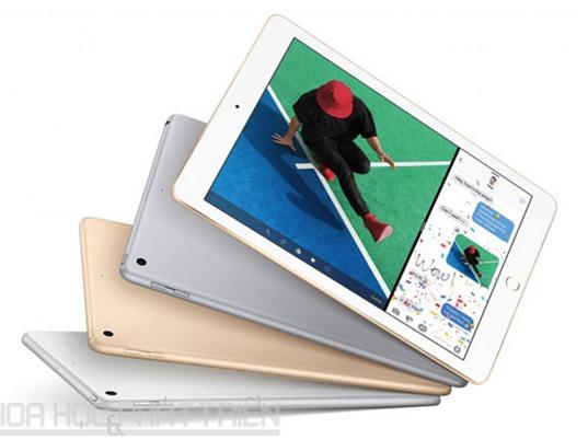 Apple giới thiệu iPad 9,7 inch thế hệ mới, giá từ 7,49 triệu đồng