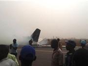 Tất cả hành khách sống sót thần kỳ sau tai nạn máy bay
