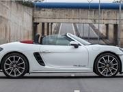 Porsche Boxster - xe mui trần cho nhà giàu Việt