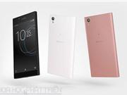 Sony trình làng smartphone giá rẻ, viền siêu mỏng