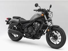 Chi tiết môtô 471cc, giá 250 triệu đồng của Honda