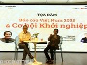 Việt Nam cần các startup trong lĩnh vực năng lượng