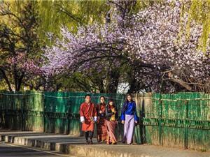"""""""Ghé thăm"""" Bhutan - đất nước hạnh phúc nhất thế giới"""