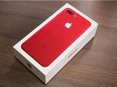 Clip: Mở hộp iPhone 7 Plus phiên bản màu đỏ