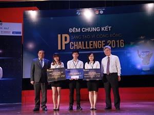 Khởi động Vietnam IPChallenge 2017 - cơ hội trải nghiệm thực tiễn về thương hiệu