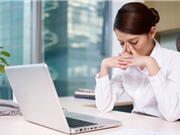 Những tác hại của việc ngồi máy tính nhiều hơn ngủ