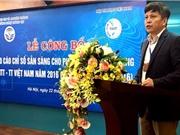 Việt Nam ICT Index 2016: Bộ Khoa học và Công nghệ tăng 13 bậc
