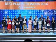 """Viettel đạt danh hiệu """"Nơi làm việc tốt nhất 2016"""""""