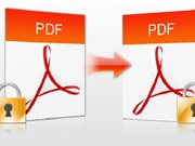 Hướng dẫn giải quyết tình trạng file PDF không cho in và chỉnh sửa