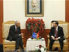 Tổng giám đốc WIPO: Việt Nam cần công cụ để khai thác dữ liệu sáng chế