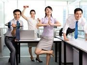 Clip: Những bài tập đơn giản, hiệu quả cho nhân viên văn phòng
