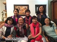 """GS-TS Nguyễn Kim Phi Phụng: """"Tôi là bụi tre già xấu xí, cho măng non vươn lên"""""""
