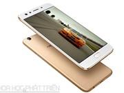 Oppo ra mắt smartphone 2 camera selfie, RAM 4 GB