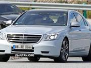 Mercedes S-Class nâng cấp sắp ra mắt