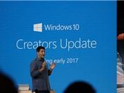 13 tính năng mới trên Windows 10 Creators